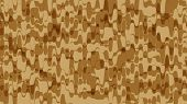Abstract Brown Pastel Color For Fashionable Background, Textile Camouflage Brown, Abstract Wallpaper poster
