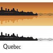 Quebec Skyline