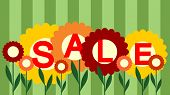 seasonal sale background