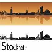 Skyline de Stockholm