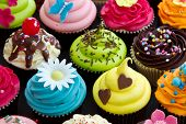 picture of ice-cake  - Cupcakes - JPG