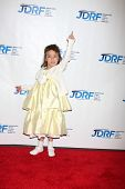 LOS ANGELES - MAY 19:  Aubrey Anderson-Emmons arrives at the JDRF's 9th Annual Gala at Century Plaza
