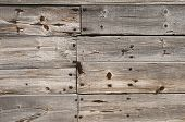 Wood Building Background