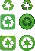 Recycle Symbol Vector Illustration