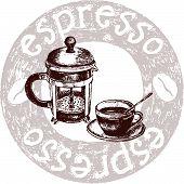 Coffe Espresso.