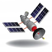 Communications satellite
