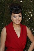LOS ANGELES - MAR 10:  Andra Day arrives at the  10th Annual John Varvatos Stuart House Benefit at t