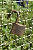 Lock Key Rust Hang Old