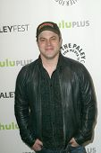 BEVERLY HILLS - MARCH 9: Geoff Johns arrives at the 2013 Paleyfest