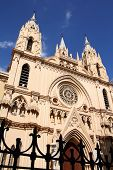 stock photo of corazon  - Malaga in Andalusia region of Spain - JPG