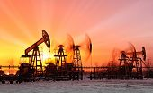picture of petroleum  - Oil and gas industry - JPG