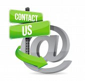 E Mail Contact Us At Sign