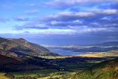 Bassenthwaite Lake & Wind Farm