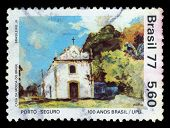 Church In Porto Seguro, Bahia, Brazil