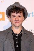 LOS ANGELES - OCT 28:  Nolan Gould at the Modern Family on USA Network Fan Appreciation Event at Vil