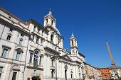 Rome Navona Square