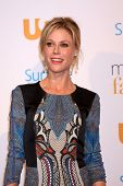 LOS ANGELES - OCT 28:  Julie Bowen at the Modern Family on USA Network Fan Appreciation Event at Vil
