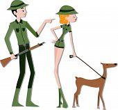 Guardas florestais