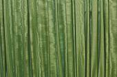 Textured Green Silk Background Horizontal