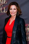 NEW YORK- OCT 20: Reality star LuAnn de Lesseps attends the Broadway opening night of 'A Time To Kil