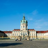 Berlin Schloss Charlottenburg Castle