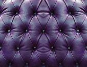 Dark Violet Upholstery Leather