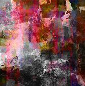 Textures Mixed Media