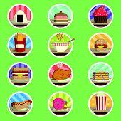Food Menu Flat Icon