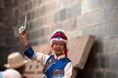 Impression Lijiang Is Traditional Dance In Yunnan,southwestern Of China.