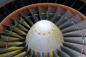 Aircraft Turbine Detail