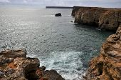 Cape St Vicent: the southern corner of Europe