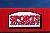 Sports Authority Store
