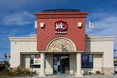 Jack In The Box Restaurant Exterior