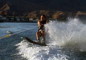 Water Skiing In Parker Arizona