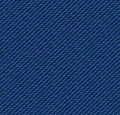 stock photo of indigo  - Indigo denim pattern including seamless sample in swatch panel - JPG