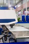 High precision CNC sheet metal stamping and punching machinery