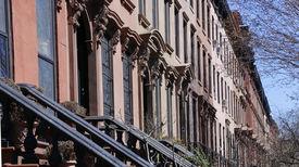 pic of entryway  - Views of classic brownstones - JPG