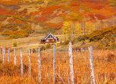 Colorado rural landscape