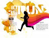 Runner, vector