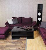 Livingroom Sofa poster