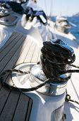 Sailboat Winch