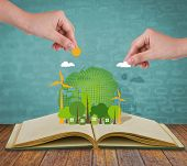 Ecology open book