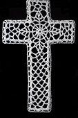 Crocheted Cross