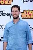 LOS ANGELES - OCT 1:  Jon Heder at the VIP Disney Halloween Event at Disney Consumer Product Pop Up Store on October 1, 2014 in Glendale, CA