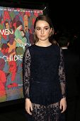 LOS ANGELES - SEP 30:  Kaitlyn Dever at the