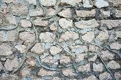 old masonry wall