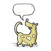 cartoon snooty dog