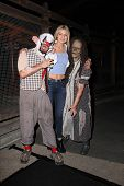 LOS ANGELES - OCT 3:  Gigi Hadid at the Knott's Scary Farm Celebrity VIP Opening  at Knott's Berry Farm on October 3, 2014 in Buena Park, CA