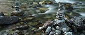Stones Near The River