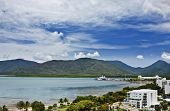 Aerial View Of Cairns